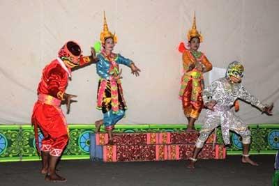 Declaran al arte escenico Ro Bam como Patrimonio Cultural Intangible nacional hinh anh 1