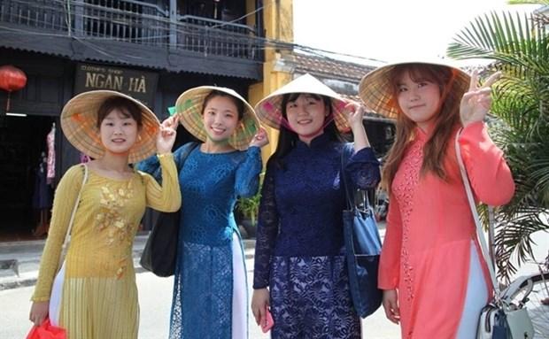 Destacan incremento del turismo sudcoreano a Vietnam hinh anh 1