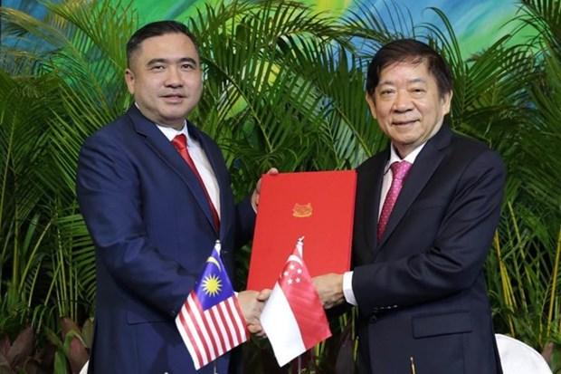 Suspenderan la construccion del metro Singapur-Malasia hinh anh 1