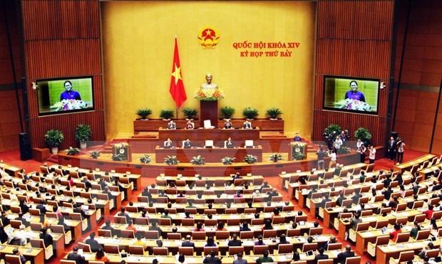 Piden diputados vietnamitas adecuar el marco legal a las exigencias de la integracion global hinh anh 1