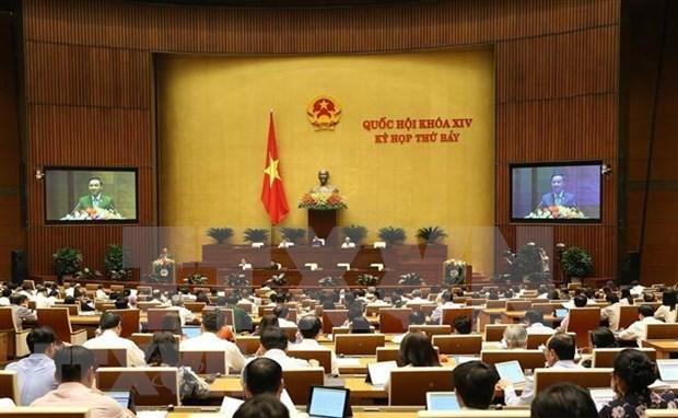 Analiza Parlamento de Vietnam borradores de leyes de Educacion y Arquitectura hinh anh 1