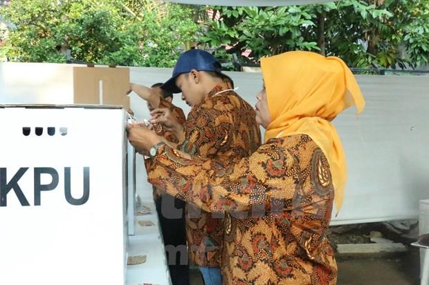 Rechaza candidato perdedor resultados de elecciones presidenciales en Indonesia hinh anh 1