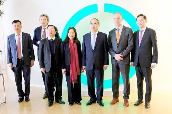 Impulsa Vietnam cooperacion en tecnologias innovadoras con Paises Bajos hinh anh 1