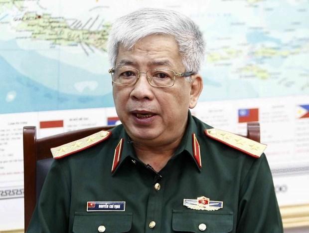 Aboga Vietnam por elevar cooperacion con la UE sobre gestion de crisis hinh anh 1