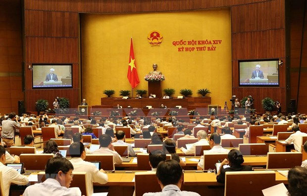 Continua Parlamento de Vietnam analisis sobre situacion socioeconomica hinh anh 1