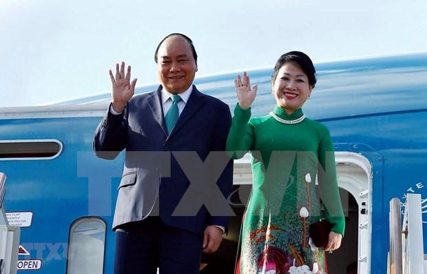 Aboga premier vietnamita por impulsar asociacion estrategica integral con Rusia hinh anh 1