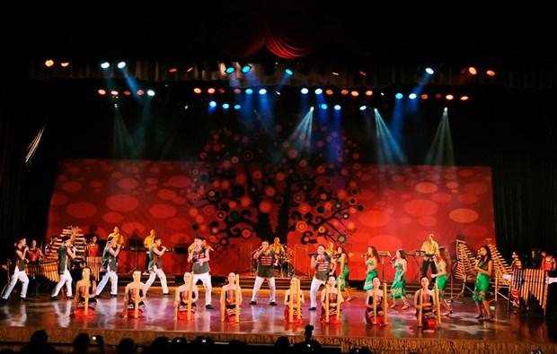 Celebraran Festival Musical ASEAN-2019 en ciudad vietnamita de Hai Phong hinh anh 1