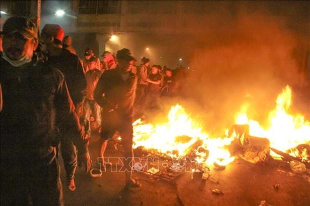 Detienen en Indonesia a mas de 250 manifestantes hinh anh 1