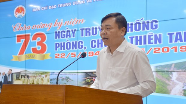 Exhortan en Vietnam a aplicar tecnologias avanzadas en lucha contra desastres hinh anh 1