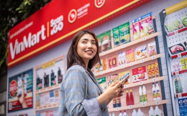"Abren por primera vez en Vietnam ""supermercados virtuales"" hinh anh 1"