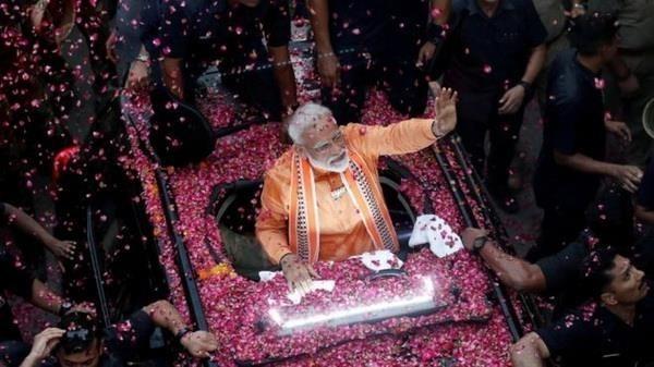 Vietnam felicita a la India por el exito de elecciones generales hinh anh 1