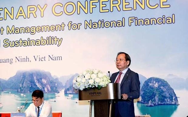 Vietnam decidido a reestructurar el presupuesto y la deuda publica hinh anh 1
