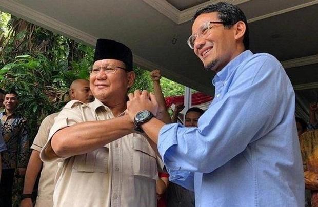 Presentan candidatos perdedores demanda contra resultados de elecciones presidenciales en Indonesia hinh anh 1