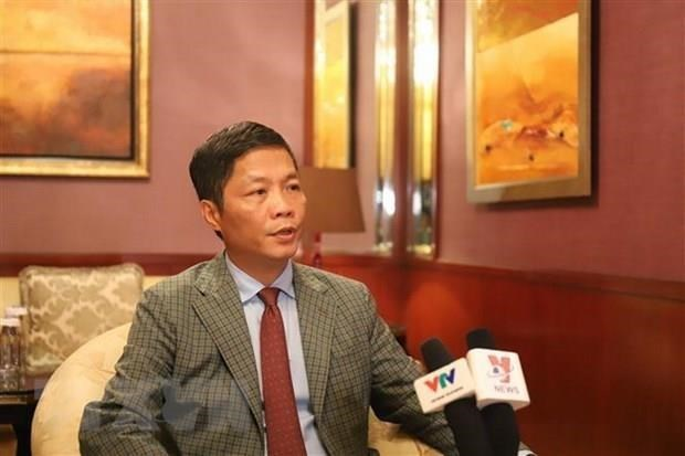 Aspira Vietnam a intensificar cooperacion economica y comercial con Noruega hinh anh 1
