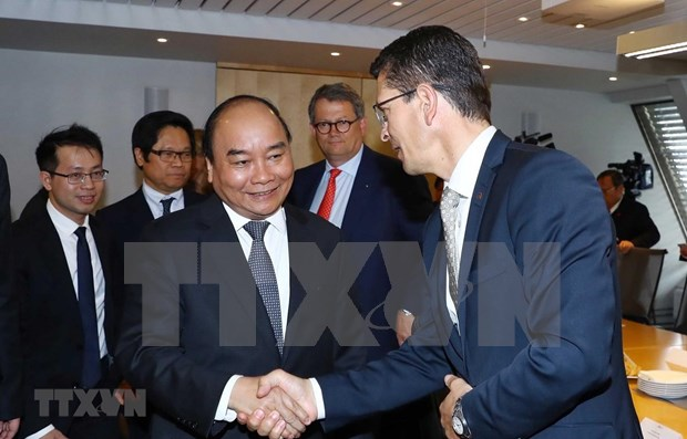 Insta premier de Vietnam a empresas noruegas a ampliar inversiones en su pais hinh anh 1