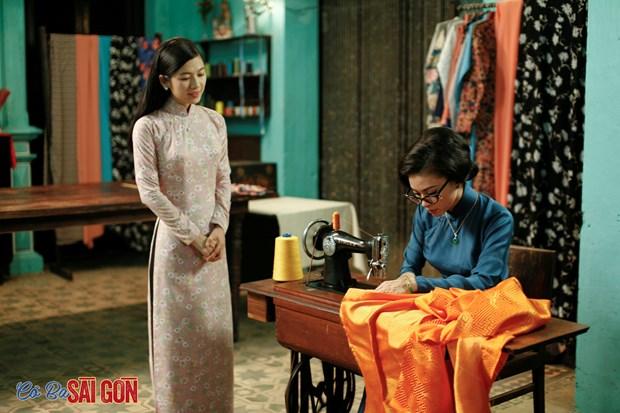Pelicula sobre tunica tradicional de mujer vietnamita conquista a la audiencia britanica hinh anh 1
