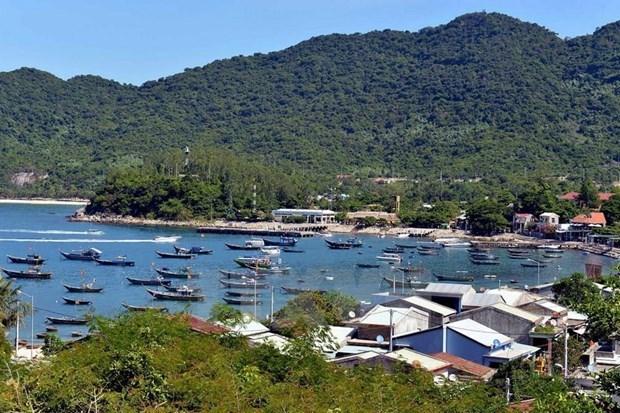 Gozan turistas de entrada gratuita por aniversario de reconocimiento a Cu Lao Cham como bioreserva mundial hinh anh 1