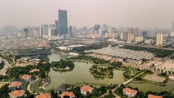 Hanoi adquiere experiencias y tecnologias de Noruega en desarrollo urbano hinh anh 1