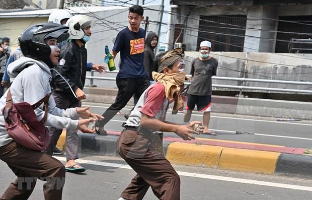 Indonesia levanta restriccion de acceso a las redes sociales hinh anh 1