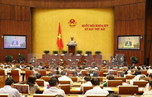 Politicas y leyes sobre tierra centraran debates parlamentarios en Vietnam hinh anh 1