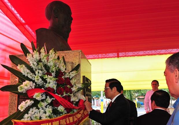 Fortalecen nexos entre Vietnam y la Republica Dominicana hinh anh 8