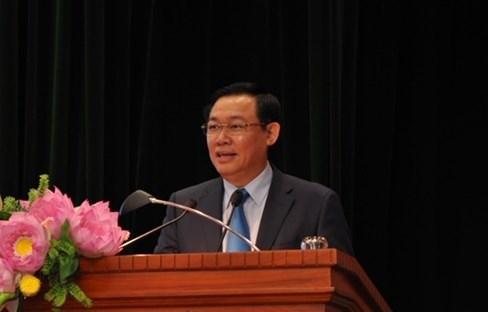 Pide vicepremier vietnamita mayor contribucion del sector de contabilidad al perfeccionamiento de leyes hinh anh 1