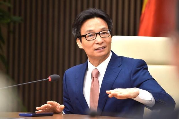 Estimulo vicepremier de Vietnam participacion de jovenes en renovacion tecnologica hinh anh 1
