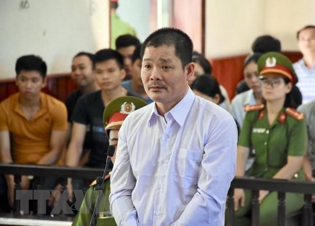 Condenan en Vietnam a un individuo por actos contra administracion popular hinh anh 1