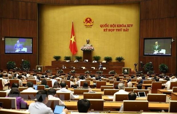 Analiza Parlamento vietnamita politicas de gestion de terreno urbano hinh anh 1