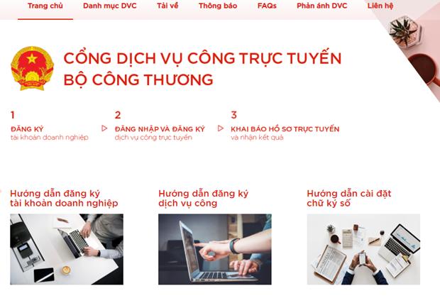 Facilita Vietnam procedimientos administrativos mediante servicios en linea hinh anh 1