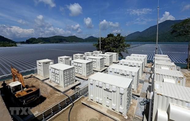 Anuncian en Vietnam proxima entrada en operacion comercial de 90 plantas de energia solar hinh anh 1