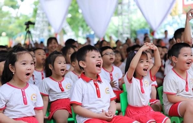 Lanzan en Vietnam Dia Nacional de Micronutrientes 2019 hinh anh 1