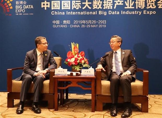 Impulsan cooperacion entre Vietnam y la region suroeste de China hinh anh 1