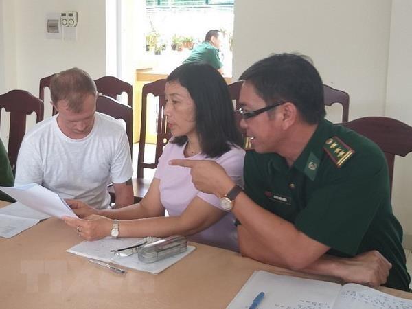 Detienen en Vietnam a un ciudadano ruso buscado por la Interpol hinh anh 1