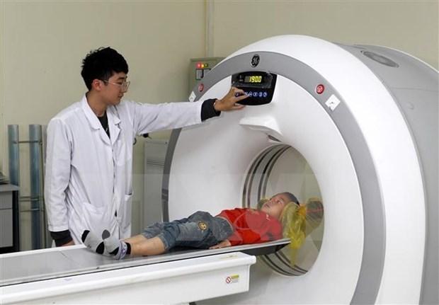 Discuten en Vietnam la aplicacion de la inteligencia artificial en la atencion de la salud hinh anh 1