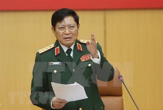 Asistira Vietnam a dialogo de seguridad Shangri-La en Singapur hinh anh 1