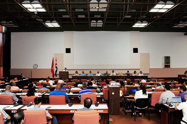 Impulsa Vietnam asistencia a Cuba en produccion arrocera hinh anh 1