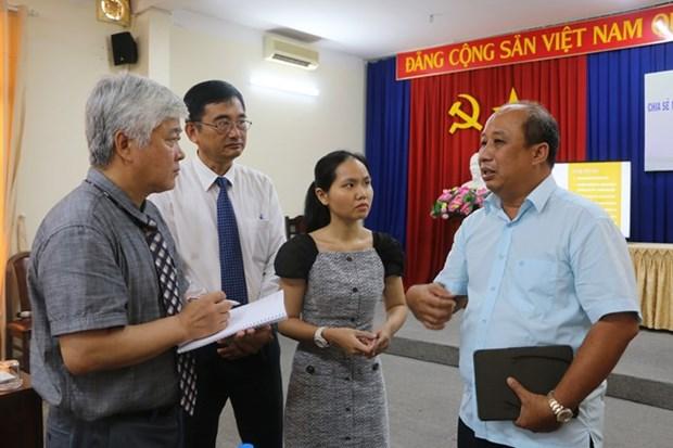 Comparten en Vietnam experiencias sudcoreanas de desarrollo hinh anh 1