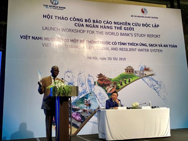 Proyecta Vietnam construir sistema seguro para el suministro de agua potable hinh anh 1