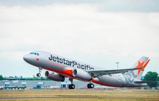 Abre aerolinea vietnamita Jetstar Pacific nueva ruta internacional entre Da Nang y Taiwan hinh anh 1