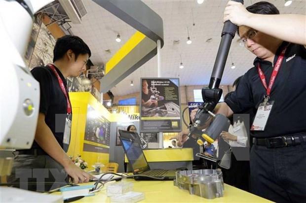 Efectuara Vietnam exposiciones de productos de la Industria Auxiliar y Manufacturera hinh anh 1