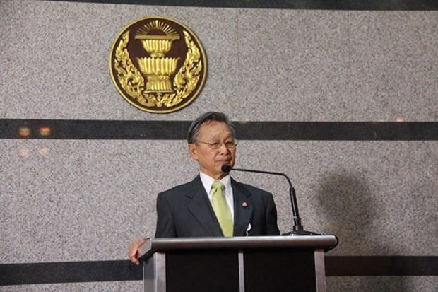 Aprueba Casa Real de Tailandia nuevo presidente de Camara Baja hinh anh 1
