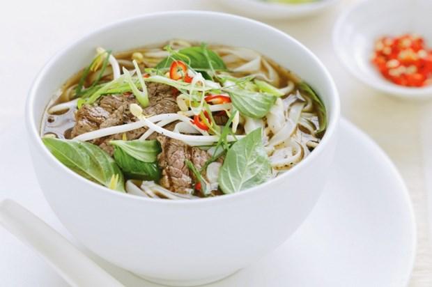 """""""Pho"""" vietnamita nombrado entre platos de tazon favoritos en mundo hinh anh 1"""