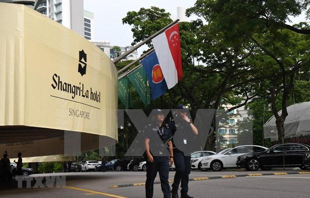 Propone China en Dialogo de Shangri-La fortalecer cooperacion en defensa en Asia-Pacifico hinh anh 1