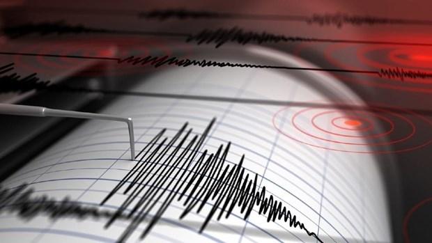 Sacude terremoto de magnitud 6,2 la isla indonesia de Sumatra hinh anh 1