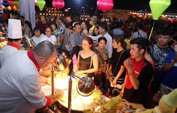 Celebran en ciudad vietnamita Da Nang Festival Internacional de Gastronomia hinh anh 1