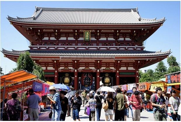 Aspira Japon a aumentar llegada de turistas de paises sudesteasiaticos hinh anh 1