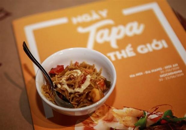 La cocina espanola deleitara a los vietnamita en Dia Mundial de Tapa hinh anh 1