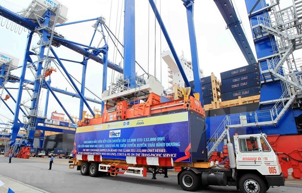 Proyecta Vietnam a construir puertos maritimos amigables con el medio ambiente hinh anh 1