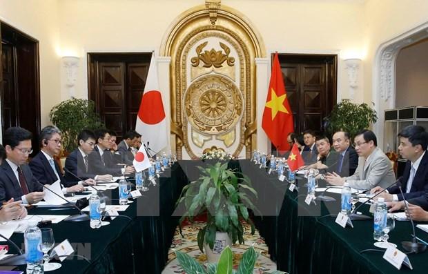 Realizan Vietnam y Japon septimo Dialogo de Asociacion Estrategica hinh anh 1